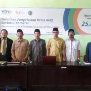 Pelatihan Pengelolaan Kelas Aktif berbasis Karakter IAI Nurul Jadid