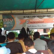 expo kampus man 1 probolinggo