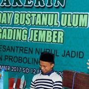 Penjemputan Siswi Prakerin SMK Full Day Bustanul Ulum Bulugading Jember