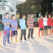 Lomba Futsal Haul Pendiri dan Harlah ke 69