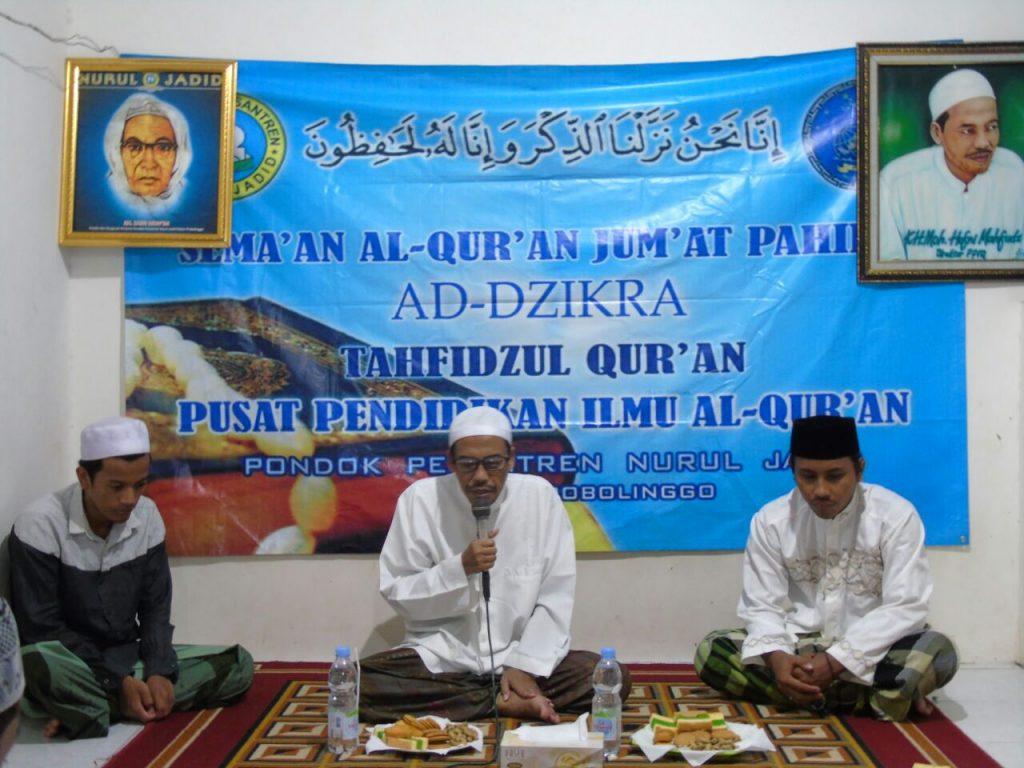 Ciptakan Huffadz Yang Berkualitas Melalui Khotmil Quran