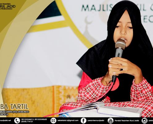 Gebyar Ramadhan: Lomba Tartil FKS Situbondo