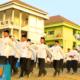 Detik-detik peringatan HUT RI ke 73 di PP. Nurul Jadid