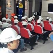 Siswa SMK Nurul Jadid melakukan Kunjungan Observasi ke PJB Paiton