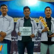 Gebyar GAZA VI di UIN Malang, Siswa LPBA Juara 2 Bahasa Arab
