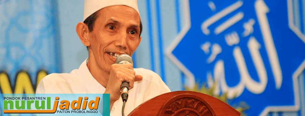 KH. Moh. Zuhri Zaini: Nabi Muhammad Idola yang Sempurna