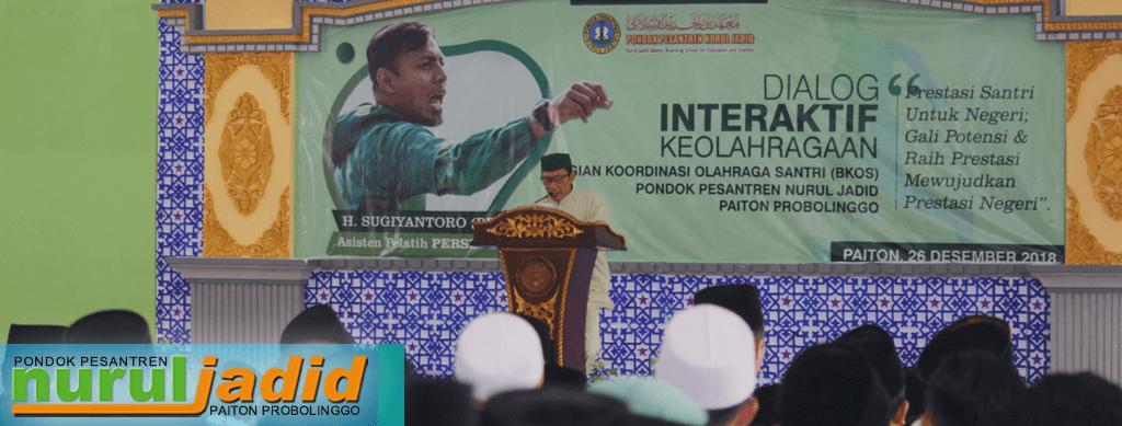 KH. Makki Maimun Wafi; Gapai Prestasi Dengan Istiqomah Belajar