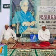 KH. Khalilurrahman wafi; Jadikan Perjuangan Alm, KH. Hasan Abdul Wafi Sebagai Cerminan
