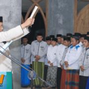 PP. Nurul Jadid Lantik 10 Kepala Wilayah, 27 Kepala Daerah dan 114 Wali Asuh