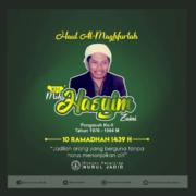 Kata mutiara Alm. KH. Moh. Hasyim Zaini