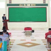 Santri PP. Darul Ulum Banyuanyar Studi Banding Bahasa Inggris Ke LPBA