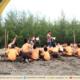 Kemah Pramuka Siswa SMP Nurul Jadid
