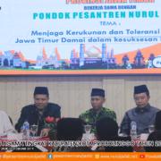 Dialog Lintas Agama Tingkat Kabupaten/Kota Probolinggo Tahun 2019