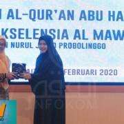 120 Orang Santriwati PPTQ Oemah Al-Qur'an Abu Hanifah Malang Berkunjung ke PP. Nurul Jadid