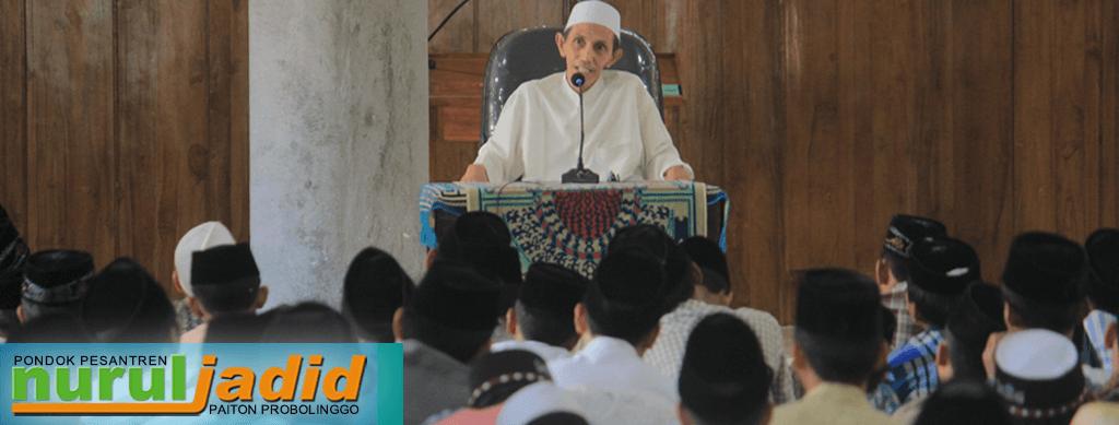 Kiai Zuhri, Ikhtiar Dhohir Dengan Mengikuti Petunjuk Dokter