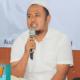 KH. Fahmi AHZ (songkok putih) saat menyampaikan sambutan dalam acara Peringatan Satu Dekade Haul Gusdur